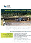 Retrofits, Supplemental Aeration and Upgrades - Brochure