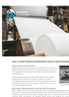 Aeration and Mixing Technologies for Pulp and Paper Treatment Brochure