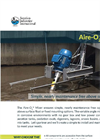 AIRE-O2 - Slow-speed, Variable Angle Mixer - Brochure