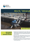 Aire-O2 Universal Mount: Retrievable. Reliable. Maintainable.