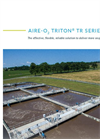 Aire-O2 Triton Aerator/Mixer Brochure (English)