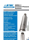 Commander - Model Pro 20 - Variable Speed Controllers and Systems Brochure