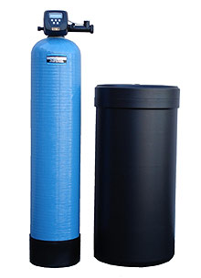 Model WS-15CC - Water Softeners