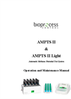 Bioprocess Control - AMPTS II Light Manual