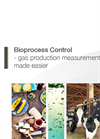Bioprocess Control - Gas Production Measurements Made Easier - Brochure