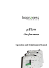 Bioprocess Control µFlow - Gas Flow Meter - Operation and Maintenance  Manual
