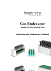 Bioprocess Control - Gas Endeavour - Operation and Maintenance Manual