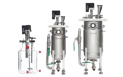 Bioprocess Control - Model CSTR - Continuous Stirred Tank Reactors - Bioreactors