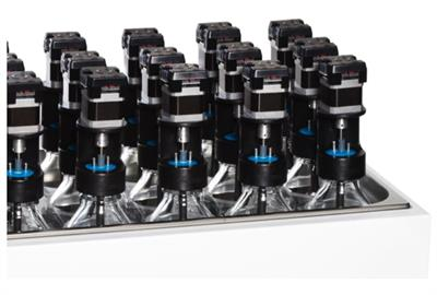 Bioprocess Control - Smart Mechanical Agitation System