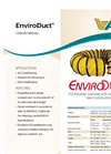EnviroDuct - Model 1399/1899 - PVC/Polyester Substrate with Steel Wire Helix - Brochure