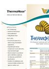 ThermoHose - Model 1095/1399/189 - PVC/Polyester Substrate with Steel Wire Helix - Brochure