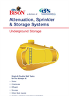 Model SUDS - Attenuation Tanks Brochure