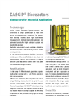 DASGIP - Bioreactors For Microbial Application Brochure