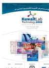 KuwaitLab Technology 2009 Brochure