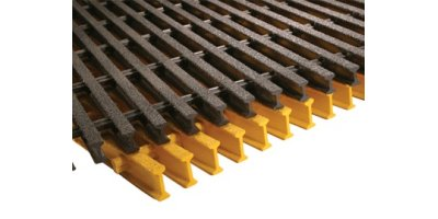 Safe-T-Span - Pultruded Gratings