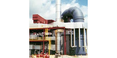 Adwest SATTi - Direct Fired Thermal Oxidizers