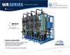 Model WR500 - 6000 - Water Recycling and Reuse Systems - Brochure