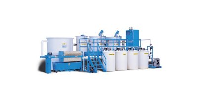 DMP  - Model 2000 - Flow Wastewater Treatment System