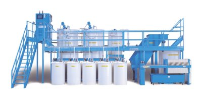 DMP - Model 6000 - Wastewater Treatment System