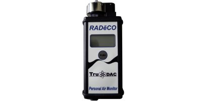 RADeCO - Model TRU-DAC - Personal Air Samplers