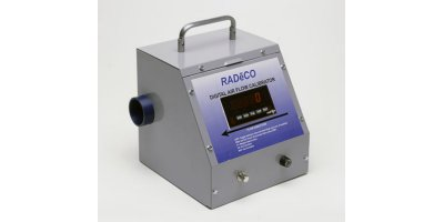 RADeCO - Model D-812, D-828 AND D-8528 - Air Flow Calibrators