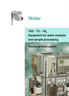 Water Products - Brochure