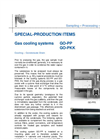 Model GO-PP and GO-PKK - Measurement Gas Cooling Systems- Brochure