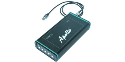 Sinus - Model Apollo™ Box - Acoustic Analyzer with 24-bit ADC and USB 2 Interface