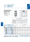 Model Series 214/216 - Hollow Cone Nozzle Brochure