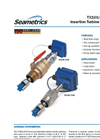 Model TX100/200-Series - Insertion Turbine Flow Sensor- Brochure
