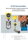 Model ST75/ST75V - Gas Mass Flow Meters Brochure