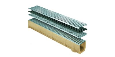 MEAGARD  - Model II  - Polymer Concrete Drainage Channels