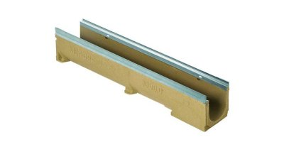 Supreme  - Model Z and S - Polymer Concrete Drainage Channels