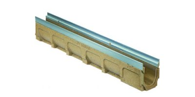 Supreme  - Model SV - Polymer Concrete Drainage Channels