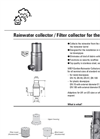 RainCollector RS Brochure