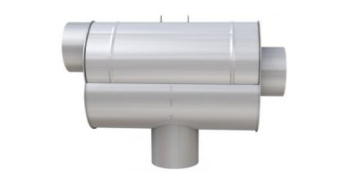 WISY - Model LineAr 100 - Rainwater Filter
