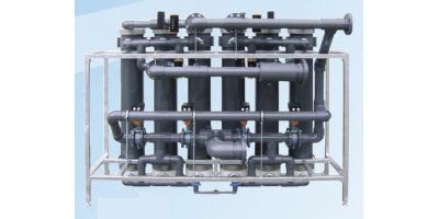 W.E.T.pur - Model 300 - Ultrafiltration Systems for Drinking Water Treatment