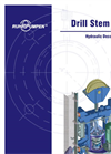 Drill Stem Drive. Hydraulic Decoking System Brochure