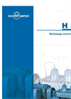 HSM. Multi Stage Centrifugal Pumps Brochure
