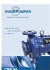 Model CRP-M - Permanent Magnetic Drive Pump Brochure