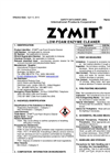 Zymit - Low-Foam Enzyme Cleaner - Safety Data Sheets (SDS)
