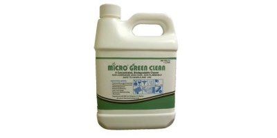 Micro - Model Green Clean - Biodegradable Cleaner