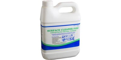 Surface-Cleanse/930 - Concentrated Neutral Cleaner