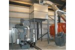 C. F. Nielsen - Straw Briquetting Plant for 900 - 1800 kg/hour