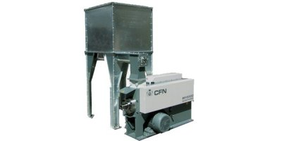 C. F. Nielsen - Model BP 2000  - Automatic Smallest Mechanical Briquette Press