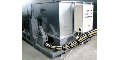 C. F. Nielsen - Model BPH Series - Hydraulic Briquetting Presses