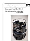 ORI - Model Basic Ex 1 - Mobile Sampler Datasheet