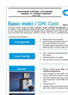 ORI - Model Basic Mobil / ORI Cool - Automatic Mobile Sampler– Datasheet