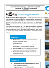 Mlog - Multitool Logger with GPS - Brochure