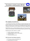ORI - Model Well light - Small Groundwater Monitoring System - Brochure